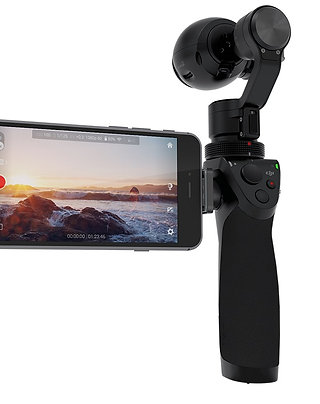 DJI Osmo Used with 2 batteries