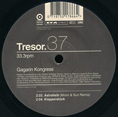 Tresor Records - Gagarin Kongress