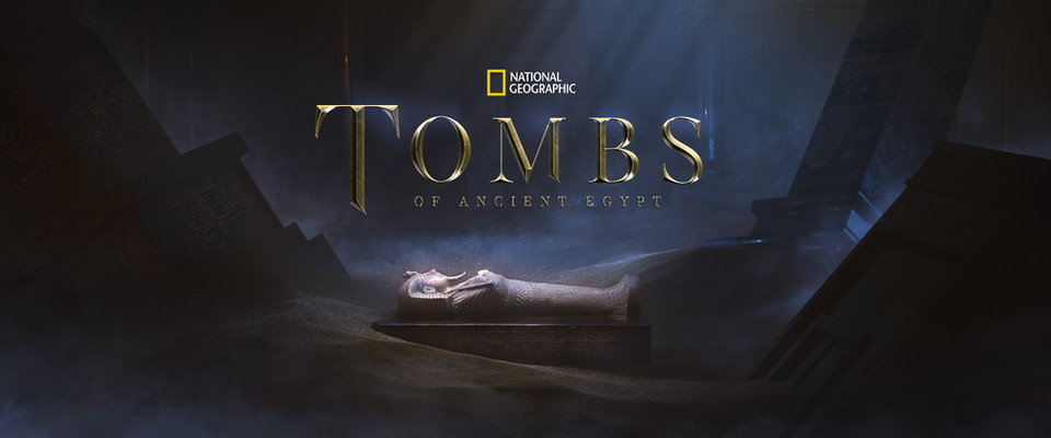National Geographic - Tombs