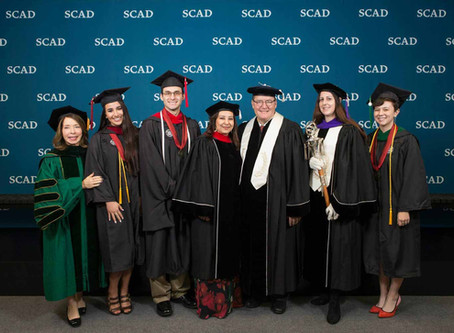 Masters in Motion Media Design (SCAD 2015)