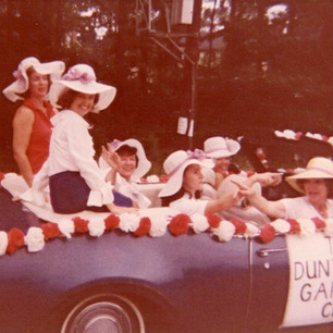 Dunwoody 4th of July Parade 1976
