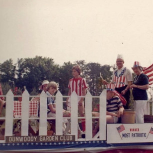 Chamblee-Dunwoody Independence Day Parade 1979