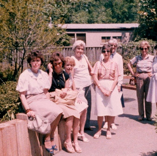 Atlanta Botanical Gardens Field Trip 1982