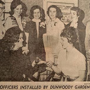 Atlanta Journal Article 1973