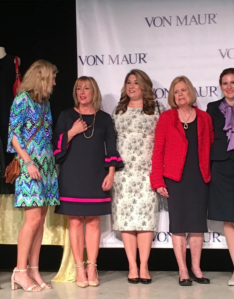 Von Maur Fashion Show