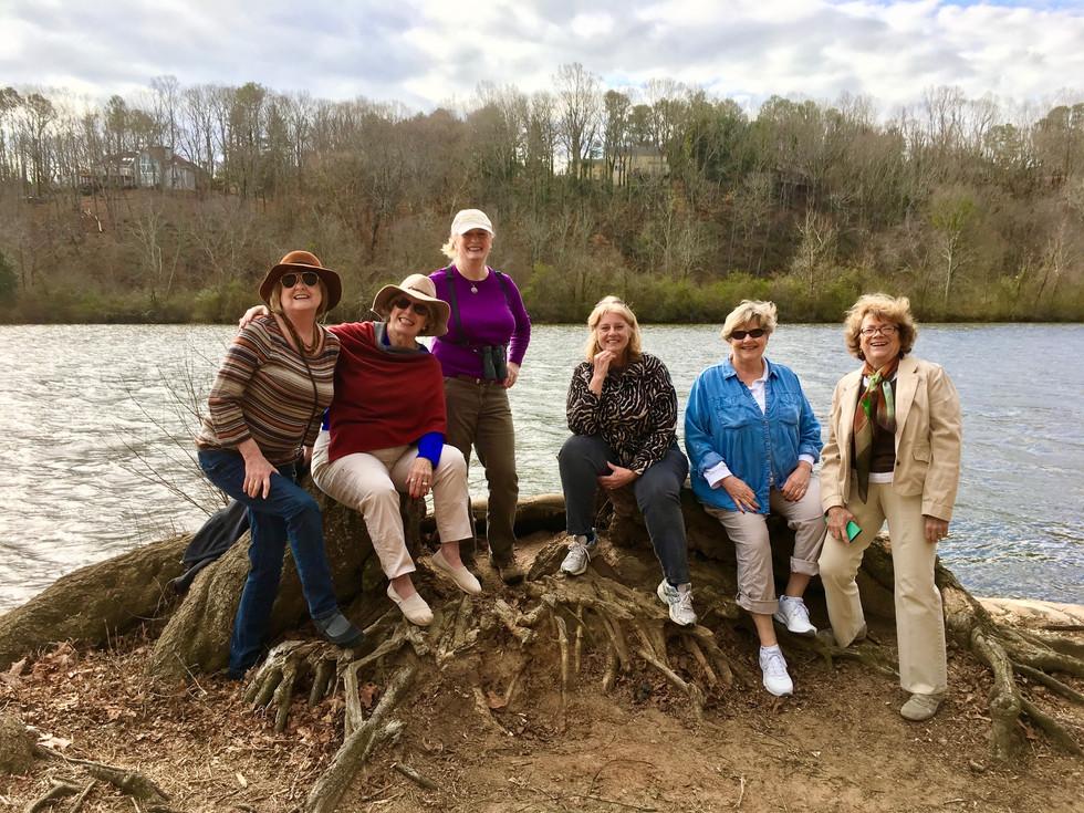 Roswell Riverwalk Field Trip