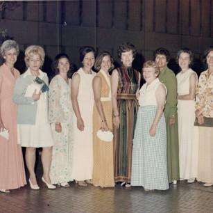 Holiday Flower Show Award 1975