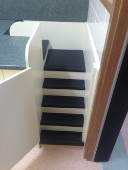 Childcare Facilities - Steps