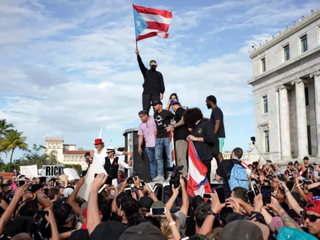 PBS: How Hurricane Irma Fueled Puerto Rico's Resistance
