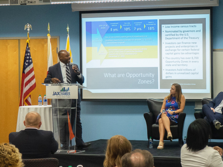 """Jax Daily Record: """"Expert: Now is the time to invest in Opportunity Zones"""""""