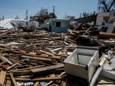 Tallahassee Democrat: 'Collectively we've forgotten them': Hurricane Michael survivors hanging on