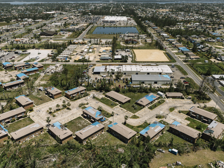 NPR: Nearly 8 Months After Hurricane Michael, Florida Panhandle Feels Left Behind
