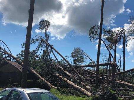WFSU: Florida Panhandle Counties Get More Funding For Hurricane Michael Loan Program