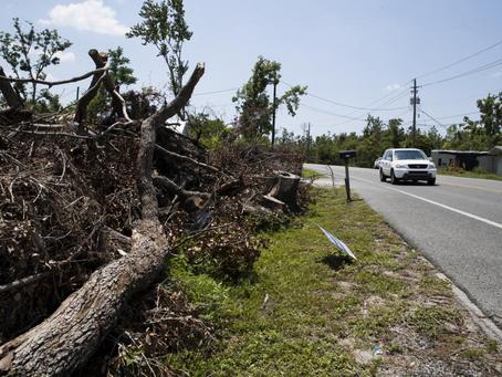 Panama City News Herald: Bay County private property Hurricane Michael debris removal deadline Fri