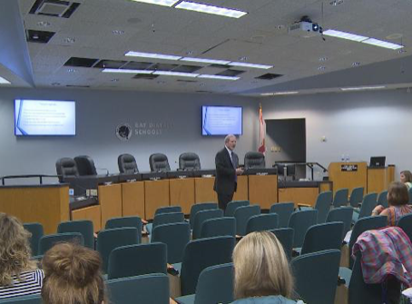 WJHG: Bay District Schools Preparing for First Anniversary of Hurricane Michael