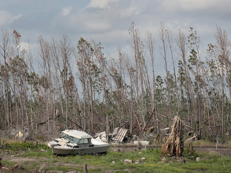 NPR: 'Everyone Would Have Left': Putting Lessons From Hurricane Michael To Work