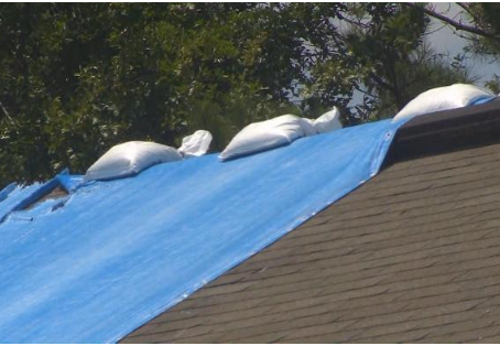 WCTV: Quincy to help residents fix roofs damaged by Hurricane Michael