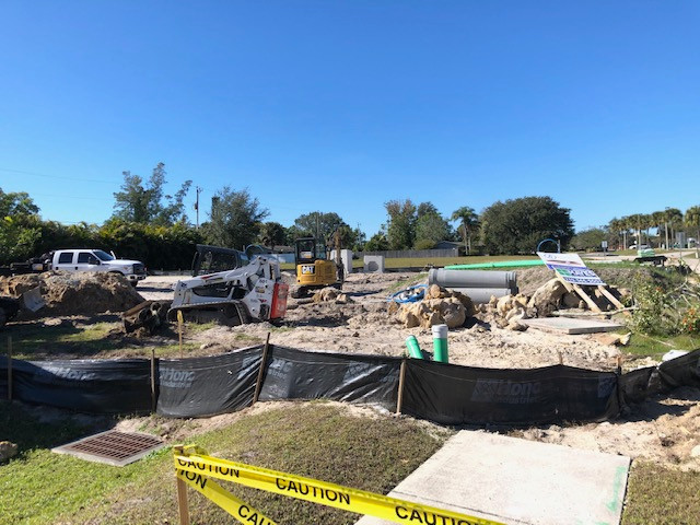 Family Initiative's new Southwest Florida Autism Support Center is underway!