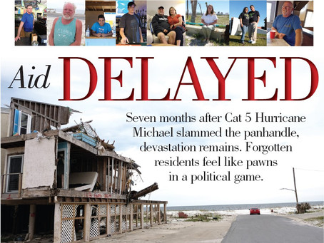 Fort Myers Florida Weekly: Aid Delayed