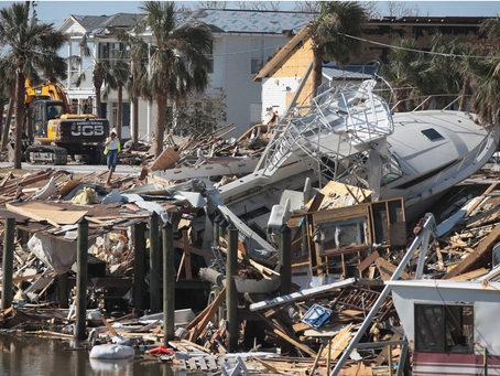 NPR: Hurricane Michael Was a Category 5, NOAA Finds - The first Since Andrew in 1992