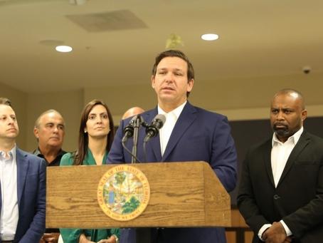 Florida Politics: Gov. DeSantis thanks HUD for hurricane mitigation funding