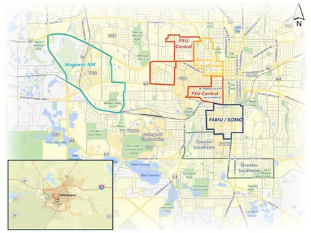 Tallahassee Democrat: Large turnout to learn about 'Opportunity Zones' in Tallahassee