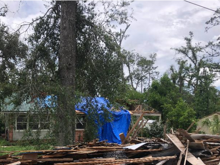 WTVY: Jackson County Still Recovering from Hurricane Michael