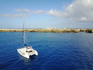 Onward to Sombrero Island...
