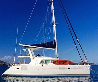 Yacht Black Pearl Crewed Catamaran BVI