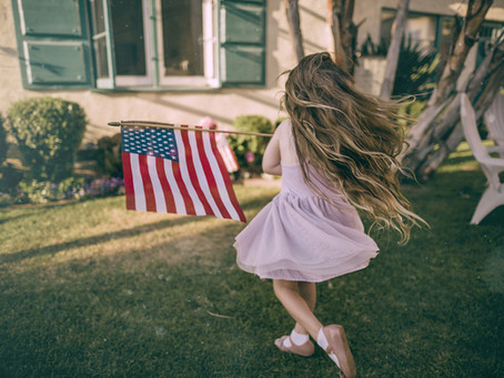 Recreating the Magic of the Fourth of July at Home