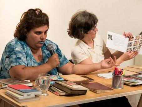 El origen de las especies: Rosario Blefari + Maruja Bustamante