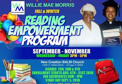 Reading Empowerment Program
