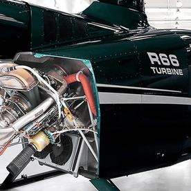 Standard Rolls-Royce RR300 Engine