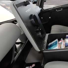 Optional Removable Center Console