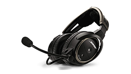 Optional Bose Powered Headset System