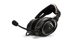 Optional Bose Powered Headset System