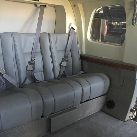 Bell 430 Aft Cabin