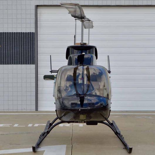 Bell 206L-1 Long Ranger