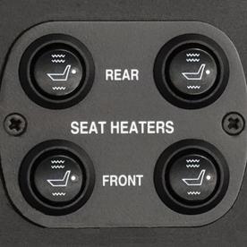 Optional Heated Seats