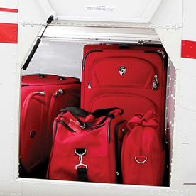 Standard Baggage Compartment