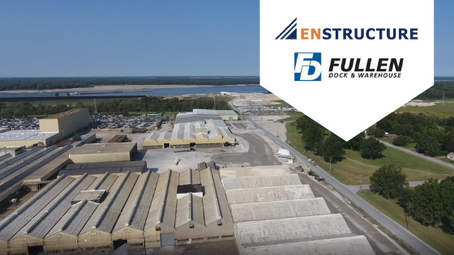 Enstructure's Memphis Terminal Acquires 900,000 SF Warehouse from Louis Dreyfus Company