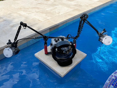 Underwater Photography Equipment that I Currently Use (2017)