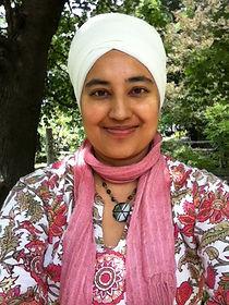 Navjit Kaur Sidhu, Registered Yoga Teacher and Lead Trainer with Yoga Alliance, Ottawa with Yoga & Tea Studio