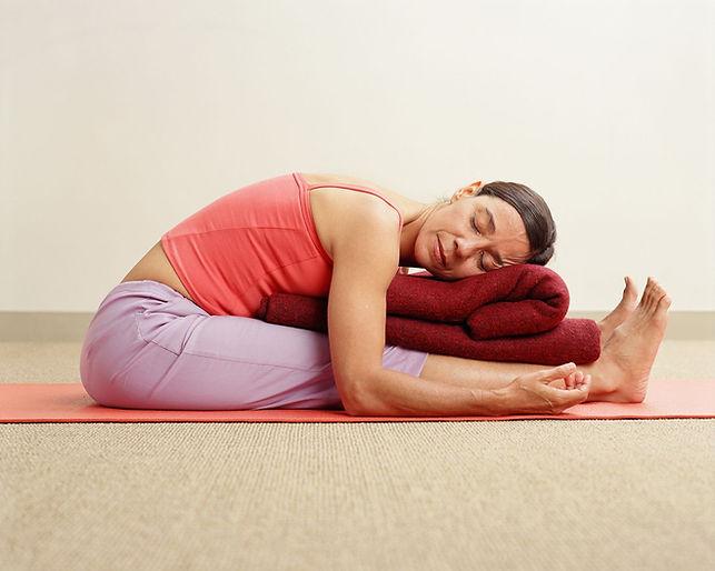 Ottawa Restorative Yoga Teacher Training