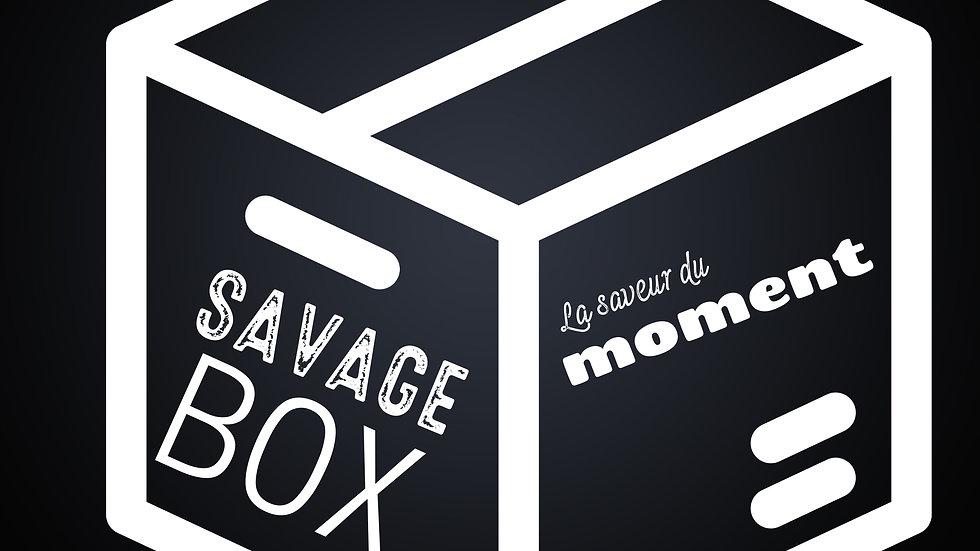 SAVAGE BOX-Crêpes parfaites!