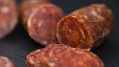 Saucissons secs- Chipotle fire pimenté fumé
