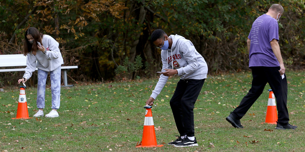 Sennott Park Orienteering: Mini-Games