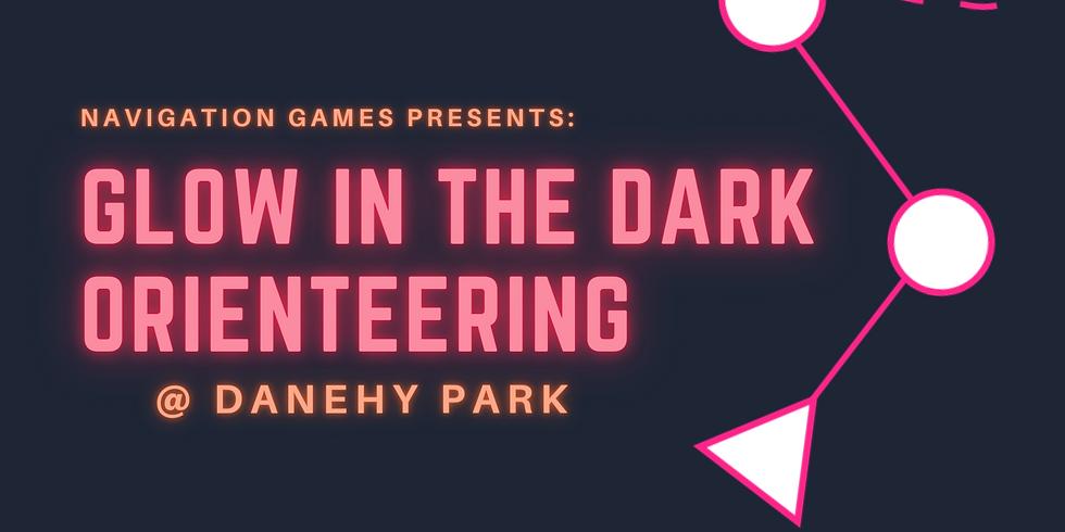 Glow in the Dark Orienteering