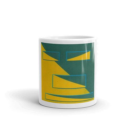 Half Squared Mug