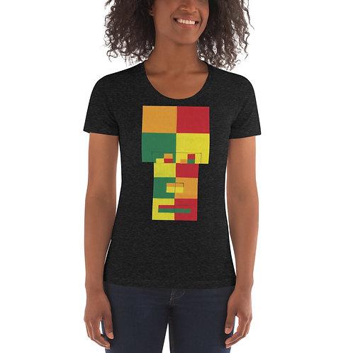 First Fro Women's Crew Neck T-shirt